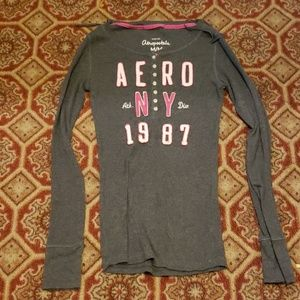 Aero long sleeve shirt